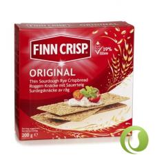 Finn Crisp Rozskenyér Vékony 200 g pékárú