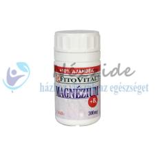FITOVITAL MAGNÉZIUM _B6 TABLETTA 120DB táplálékkiegészítő