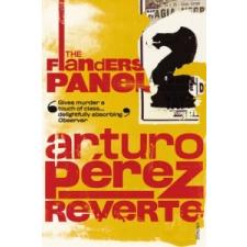Flanders Panel – Arturo Pérez-Reverte idegen nyelvű könyv