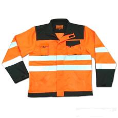 FLASH Jól Láthatósági Kabát (Flash Narancssárga Kabát)