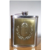 Flaska koszorús címeres sárgaréz betéttel 236ml