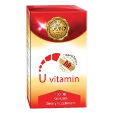 Flavin7 U-vitamin DR Caps 100 db vitamin és táplálékkiegészítő