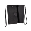 Flexi color book tok - Samsung G360 Galaxy Core Prime - fekete