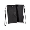 Flexi color book tok - Sony Xperia E4 - fekete