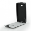 Flexi flip tok - Samsung A700 Galaxy A7 - fekete