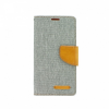 Flexi Jeans Book tok - LG G4 Mini, G4C Mini, Magna - szürke - barna