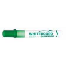 """FLEXOFFICE Táblamarker, 2,5 mm, kúpos, FLEXOFFICE """"WB02"""", zöld filctoll, marker"""