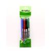 """FLEXOFFICE Tűfilc készlet, 0,3 mm,  """"FL01"""", 4 különböző szín"""