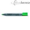 Flipchart marker, kúpos, STAEDTLER Lumocolor 356, zöld