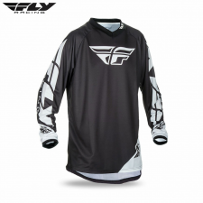 FLY RACING cross mez - Universal 2.0 - fekete motocross mez