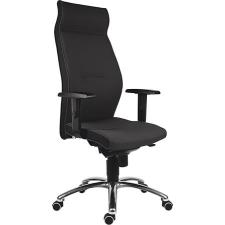""". Főnöki szék, magas háttámlával, szövet, alumínium láb., 24 h,""""1824 Lei"""", fekete forgószék"""