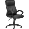 """. Főnöki szék, műbőrborítás, fekete lábkereszt, """"BALTIMORE"""", fekete"""