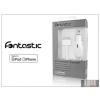 Fontastic Apple iPhone 2/3G/3GS/4/4S szivargyújtós töltő - 1A - MFI (Apple engedélyes!) - fehér