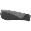 Force kilincsek öntött gumi, fekete és szürke, csomagolva
