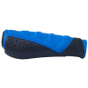 Force kilincsek öntött gumi, fekete-kék, palackozott