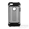 Forcell Armor hátlap tok Apple iPhone 5/5S/SE, szürke