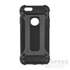 Forcell Armor hátlap tok Apple iPhone 6 Plus, fekete
