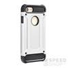 Forcell Armor hátlap tok Apple iPhone X, ezüst