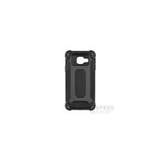 Forcell Armor hátlap tok Samsung A310 Galaxy A3 (2016), fekete tok és táska