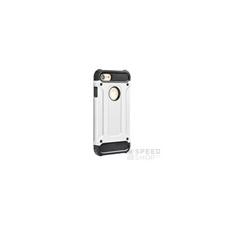 Forcell Armor hátlap tok Samsung J320 Galaxy J3 (2016), ezüst tok és táska