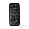 Forcell Prism hátlap tok Apple iPhone 7/8, fekete
