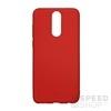 Forcell Soft szilikon hátlap tok Apple iPhone 7 Plus, piros