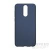 Forcell Soft szilikon hátlap tok Huawei P20 Lite, sötét-kék