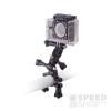 Forever univerzális kerékpáros, biciklis tartó sport kamerákhoz