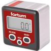 Fortum Digitális szögmérő, mérési tartomány: ±180° (0°-360°) (Digitális szögmérő)