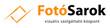 Fotósarok - vizuális szolgáltató központ
