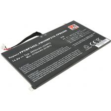 FPCBP345Z Akkumulátor 2840 mAh fujitsu-siemens notebook akkumulátor