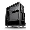 Fractal Design - Meshify C, Midi torony - Fekete (FD-CA-MESH-C-BKO)