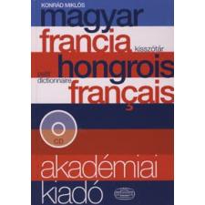 FRANCIA-MAGYAR KISSZÓTÁR nyelvkönyv, szótár