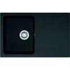 Franke OID 611-78 fekete 780x500mm