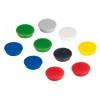 Franken Táblamágnes vegyes színek 24mm FRANKEN 10db/csom