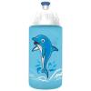 """FREEWATER Kulacs, higiénikus műanyagból, 0,5L, FREEWATER """"Delfin"""", türkiz"""
