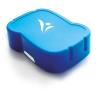 FREEWATER Uzsonnás doboz, higiénikus műanyagból, , kék