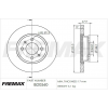FREMAX Féktárcsa FREMAX Premium Black Carbon + BD-0560