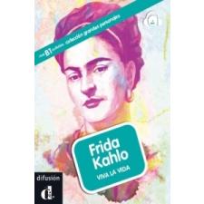 FRIDA KAHLO + CD B1 – Aroa Moreno idegen nyelvű könyv