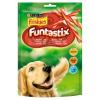 Friskies Funtastix kiegészítő állateledel felnőtt kutyák számára ízletes bacon & sajt ízesítés 175 g