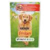 Friskies Vitafit teljes értékű állateledel felnőtt kutyáknak marhahússal, burgonyával szószban 100 g