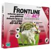 Frontline Tri-Act rácsepegtető oldat kutyáknak 40-60 kg-os kutyáknak