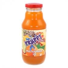 Fruppy Fruppy multivitamin ital zöld 330 ml vitamin és táplálékkiegészítő