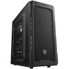 FSP CMT210 táp nélküli ATX számítógépház fekete-ezüst