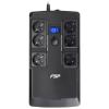FSP NanoFit 800 800VA 480W szünetmentes tápegység