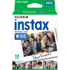 Fuji film Colorfilm Instax Wide Glossy film 10db/csomag