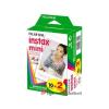 Fujifilm Instax Mini film glossy (10x2/doboz) 20db