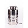 Füles kanna rozsdamentes 50 L-es, csappal (10407)