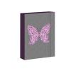 . Füzetbox, A5, Butterfly Jeans-Jumbo