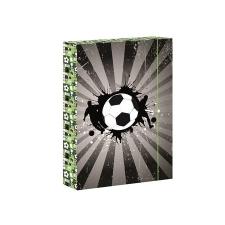 . Füzetbox, A5, Football Icon-Jumbo iskolai kiegészítő